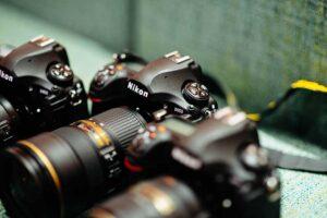 Buy a camera. Guide