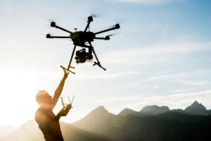 Drohnenaufnahmen Tirol