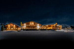 Hotel Mohnfluh Oberlech