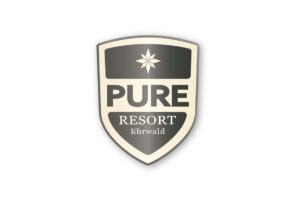 Pure Resort Logo Portfolio
